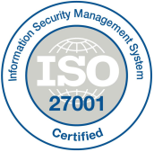 title='ISO 27001 信息安全管理体系认证'