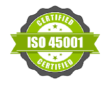 title='ISO 45001 职业健康和安全管理体系认证'