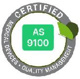 title='AS9100 国际航空质量管理体系认证'